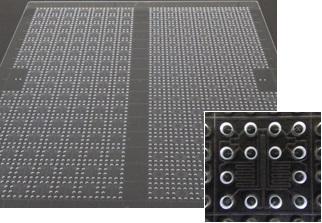 マイクロ流路デバイス大型基板